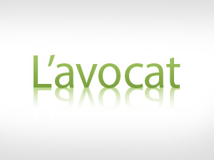 Logo L'avocat